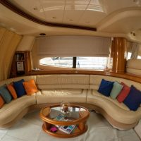 Azimut 68 Motor Cruiser Gallery, Yacht charters in Cyprus by Latchi Charters