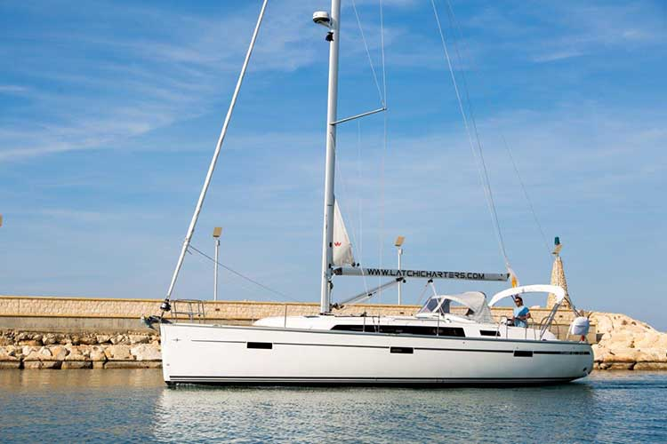 Charter Types in Cyprus - Fishing Trip with Latchi Charters
