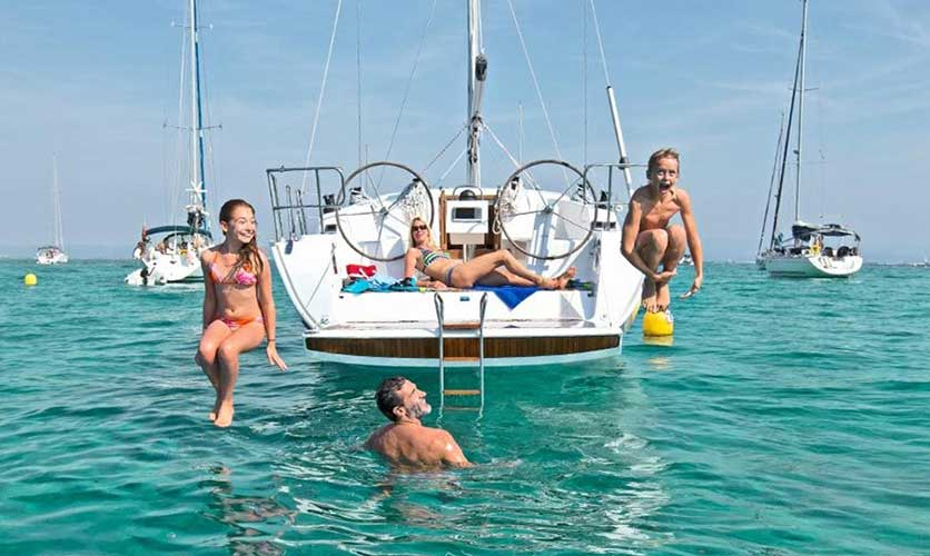 Bavaria 41 Cruiser, Family Yacht Charters in Cyprus with Latchi Charters Cyprus