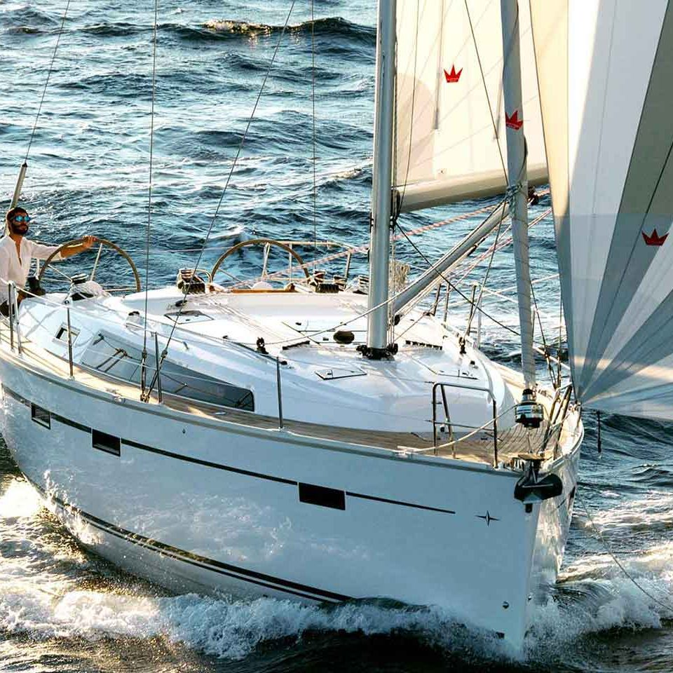 Bavaria 41 Cruiser, Yacht Charters in Cyprus with Latchi Charters Cyprus