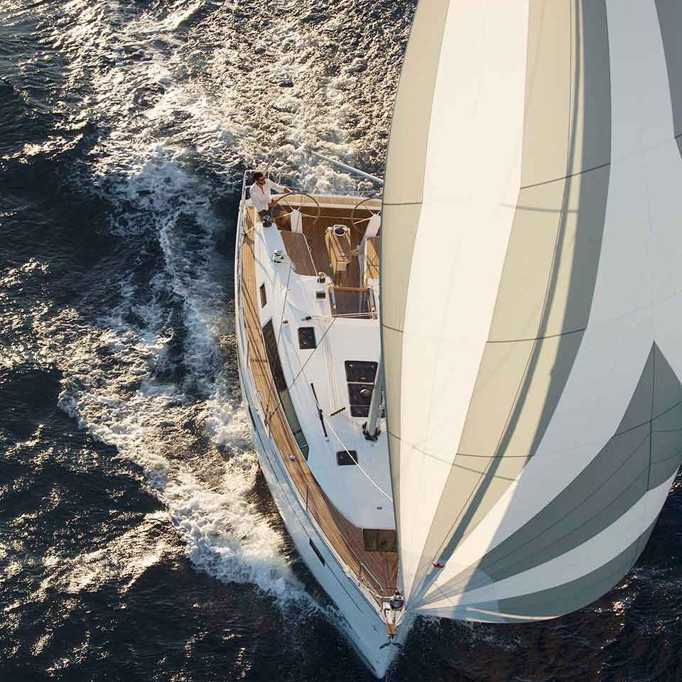 Bavaria 41 Cruiser, Sailing Yacht Charters in Cyprus with Latchi Charters Cyprus