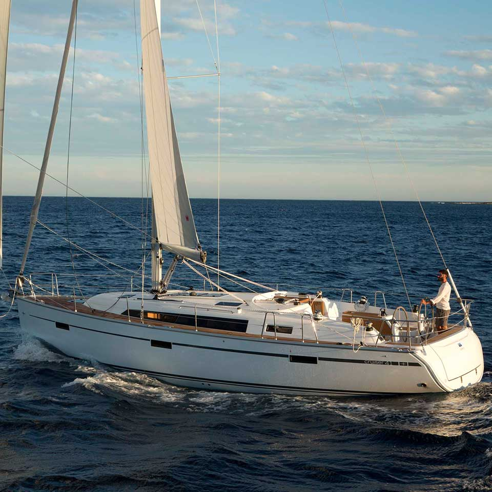 Bavaria 41 Cruiser, Yacht charters in Cyprus by Latchi Charters
