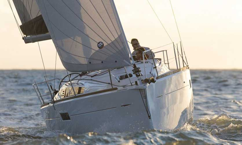 Exclusive Offer Jeanneau Sun Odyssey 349 , Sailing Yacht Charters in Cyprus with Latchi Charters Cyprus