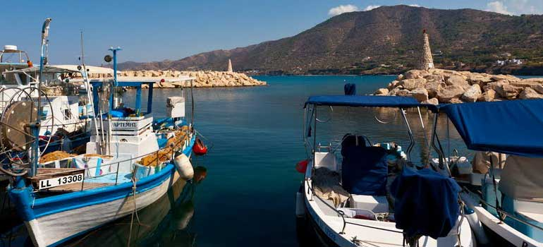 Destinations for Yacht Charters in Cyprus - Pomos, Polis Chrysochous