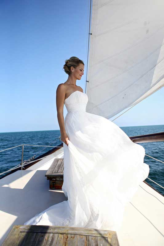 Latchi Wedding - Latchi Charters, Cyprus