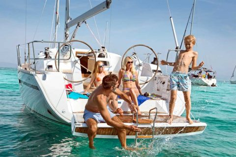 Latchi Charters Sailing Yachts and Motor Cruisers