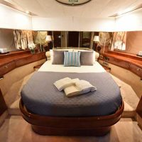 Fairline Squadron 67 Yacht Charters at Latchi Charters in Cyprus