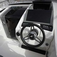 Karnic SL800 Powerboat Yacht Charters at Latchi Charters in Cyprus