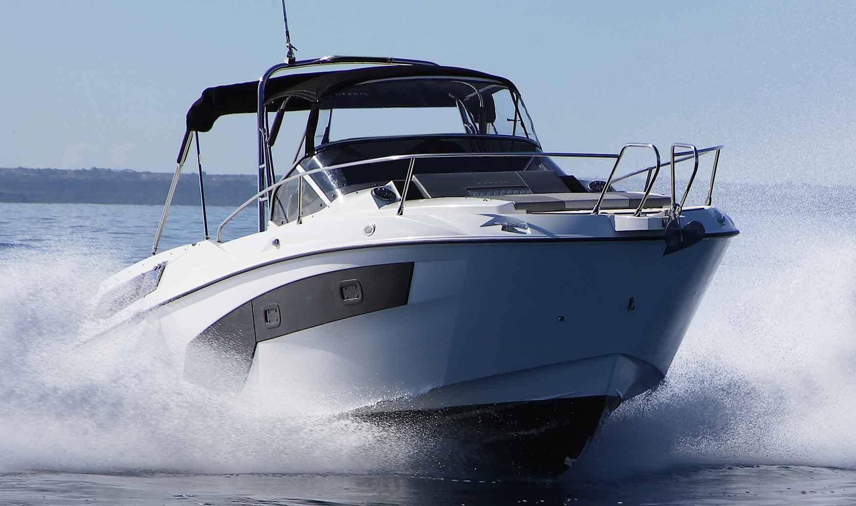 Karnic SL800 Powerboat   Latchi Charters in Cyprus