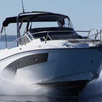Karnic SL 800 Powerboat Yacht Charters at Latchi Charters in Cyprus