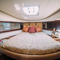 Sea Ray 62 Motor Cruiser, Yacht charters in Cyprus by Latchi Charters
